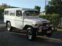 1979 Toyota Land Cruiser HJ45