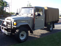 1979 Toyota Land Cruiser HJ45 Pick Up