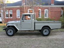 1979 Toyota Land Cruiser FJ45 Pick Up