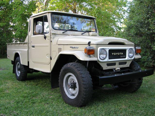 1983 Toyota Land Cruiser HJ47 Pick Up 2H Diesel!!! - FJ40 Toyota Land ...