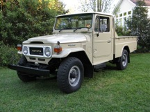 1983 Toyota Land Cruiser HJ47 Pick Up 2H Diesel!!!