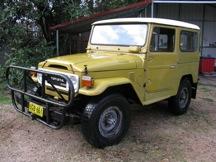 1980 Toyota Land Cruiser BJ42 Diesel Right Hand Drive