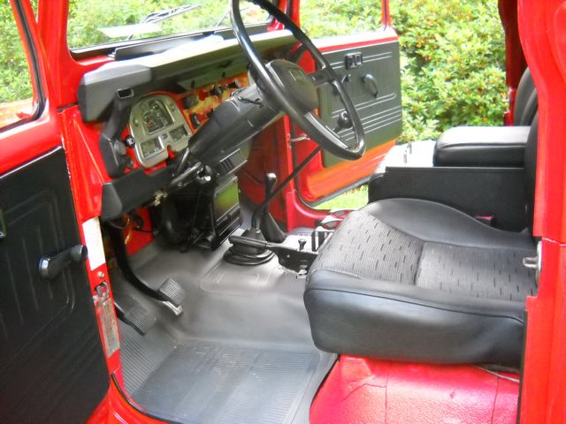 Toyota Land Cruiser BJ42 Diesel Left Hand Drive!!! - FJ40 Toyota Land ...