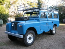 1969 Land Rover Series 2A