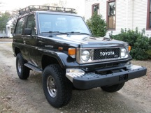 1986 Toyota Land Cruiser BJ70