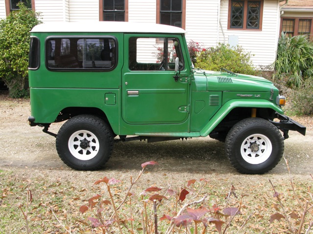 Land Rovers For Sale >> 1982 Toyota Land Cruiser BJ42 LX Diesel - FJ40 Toyota Land Cruisers, Land Rovers and Classic ...