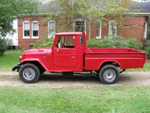 1980 Toyota Land Cruiser HJ45 Pick Up