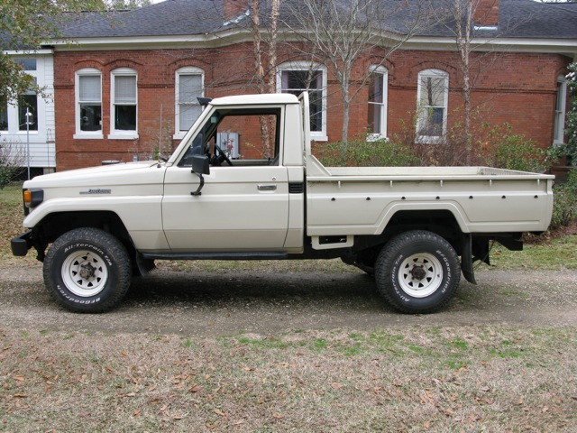 Land Rovers For Sale >> 1985 Toyota Land Cruiser HJ75 - FJ40 Toyota Land Cruisers, Land Rovers and Classic Cars for Sale ...