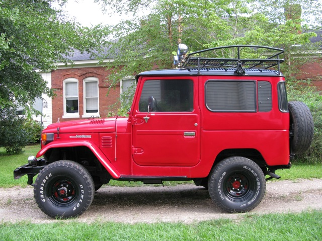 1981 Toyota Land Cruiser BJ40 - FJ40 Toyota Land Cruisers, Land Rovers and Classic Cars for Sale ...
