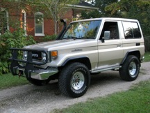 1985 Toyota Land Cruiser BJ71