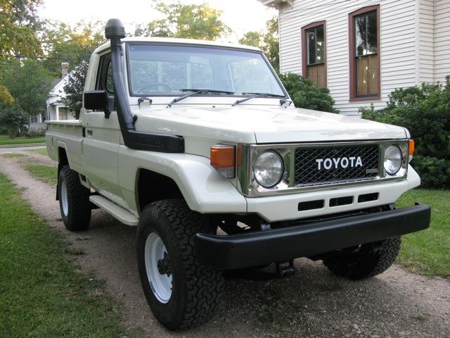 Toyota Fj40 For Sale >> 1985 Toyota Land Cruiser HJ75 - FJ40 Toyota Land Cruisers ...