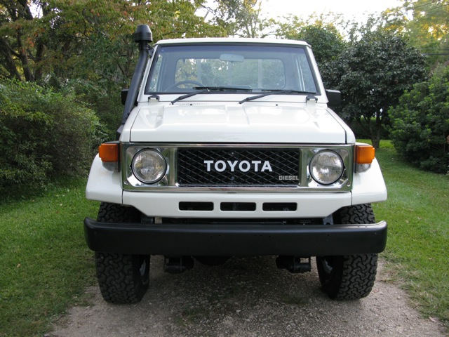 Toyota Fj40 For Sale >> 1985 Toyota Land Cruiser HJ75 - FJ40 Toyota Land Cruisers, Land Rovers and Classic Cars for Sale ...