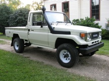 1985 Toyota Land Cruiser HJ75