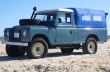 1973 Land Rover Series 3 109 For Sale