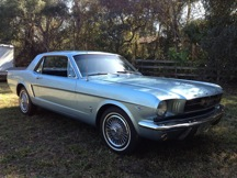 1965 Ford Mustang 289 Restored