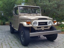 1976 Toyota Land Cruiser FJ45 Pick Up For Sale