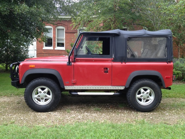 1994 Land Rover Defender 90 - FJ40 Toyota Land Cruisers, Land Rovers ...