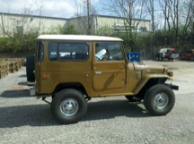 1977 Toyota Land Cruiser FJ40 For Sale