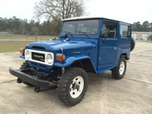 1982 Toyota Land Cruiser BJ42
