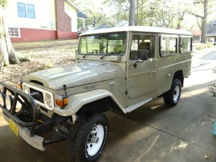 1982 Toyota Land Cruiser HJ47  For Sale
